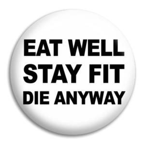 eat well stay fit